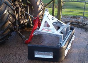 Adjustable Yard Scraper