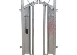 Beef Head Locking Gate