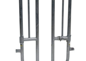 Dairy Head Locking Gate