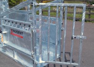 Reversible Rear Gate